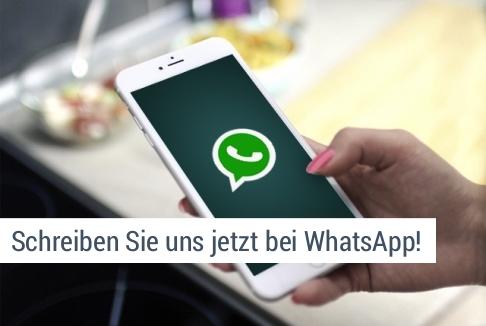 WhatsApp-Paketdienst nach Polen